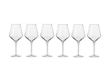 Avant-Garde Wine Glass 490ML 6pc Gift Boxed