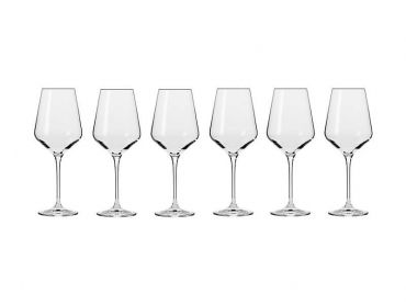 Avant-Garde Wine Glass 390ML 6pc Gift Boxed