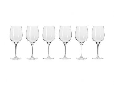 Harmony Wine Glass 450ML 6pc Gift Boxed