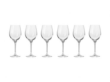 Harmony Wine Glass 370ML 6pc Gift Boxed