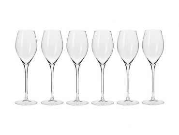 Harmony Prosecco Glass 280ML 6pc Gift Boxed