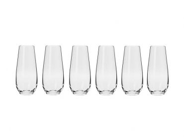 Harmony Stemless Flute 230ML 6 Gift Boxed