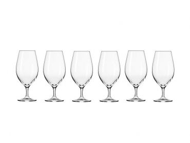 Harmony Beer Glass 400ML 6pc Gift Boxed