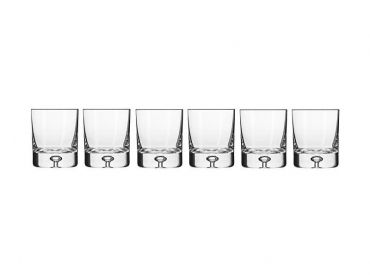 Legend Whisky Glass 250ML 6pc Gift Boxed