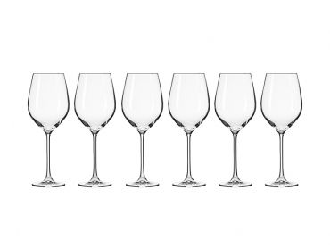 Splendour Wine Glass 500ML 6pc Gift Boxed