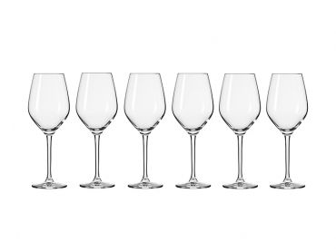 Splendour Wine Glass 300ML 6pc Gift Boxed