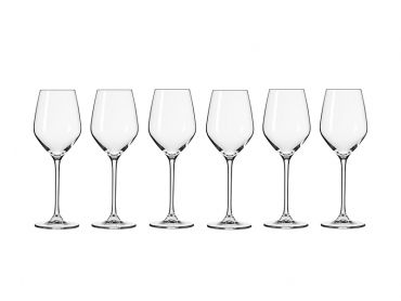 Splendour Wine Glass 200ML 6pc Gift Boxed