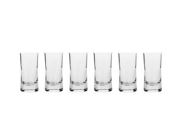 Harmony Shot Glass 40ML Set of 6 Gift Boxed