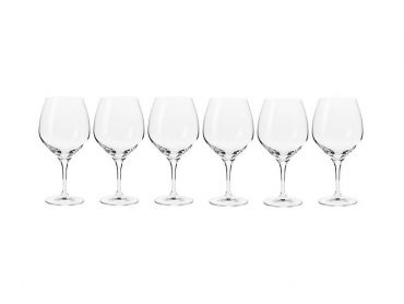 Harmony Pinot Glass 600ML 6pc Gift Boxed