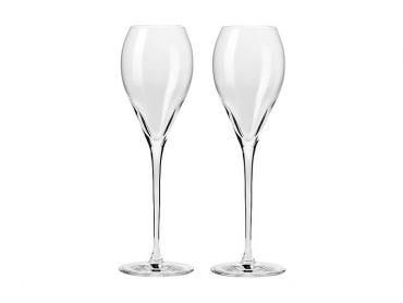 Duet Flute 225ML Set of 2 Gift Boxed