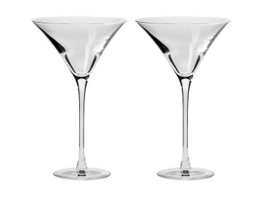 Duet Martini Glass 170ML Set of 2 Gift Boxed