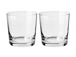 Duet Whisky Glass 390ML Set of 2 Gift Boxed